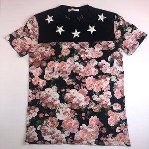 Givenchy Stars Applique Men's Size M